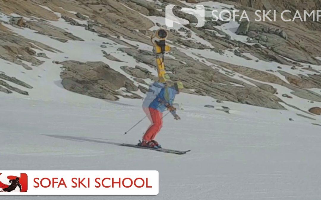 Ski Analysis, Carving