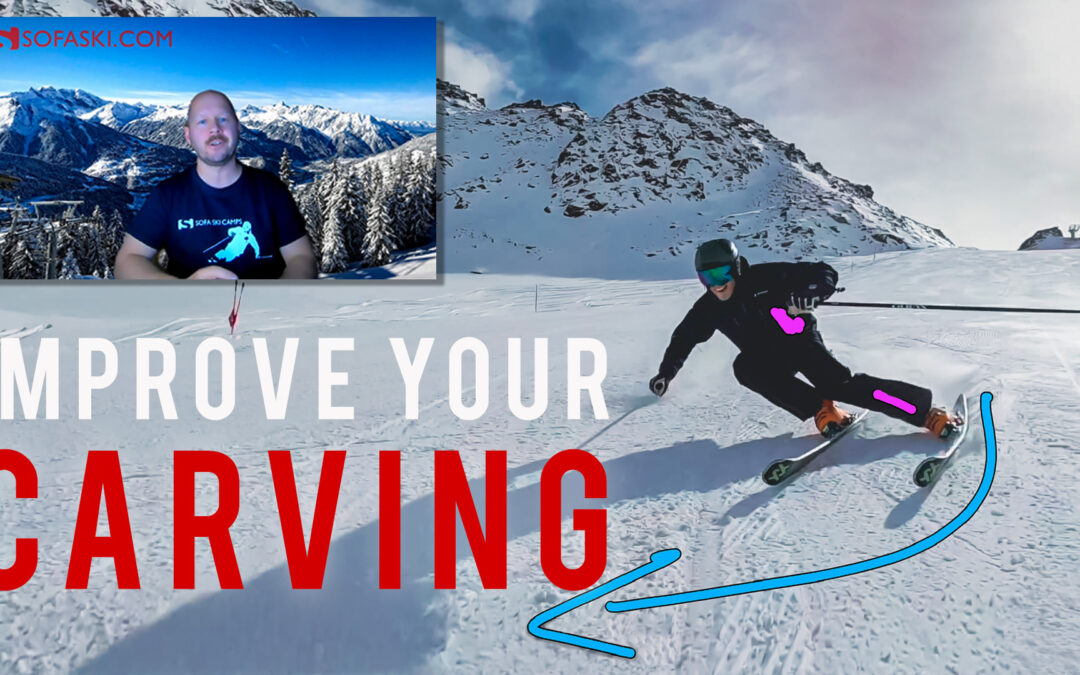 More Performance for your Carving Turns , Online Ski Analysis/Marius Quast