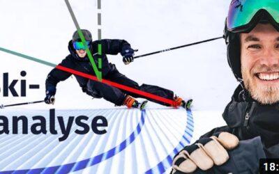 Mehr Performance für Ihre Carving Schwünge, Ski Analyse Marius Quast