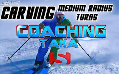Coaching Taka – Carving Mittlere Radien